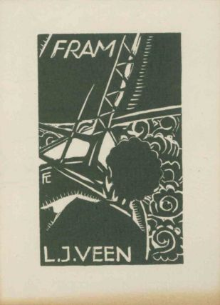 Collection of Twenty Works Designed by Socialist Graphic Artist Fré Cohen, 1923–1936.
