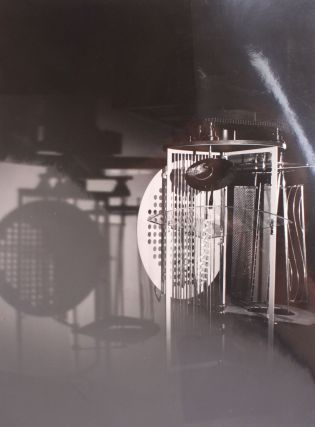Light Prop for an Electric Stage by Laszlo Moholy-Nagy, 1930.