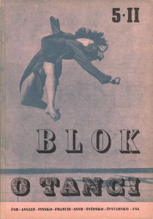 Blok: časopis pro umění [Block: a journal for the arts], vols. I-III, nos. 1-30 (all...