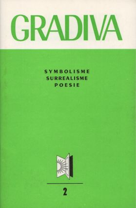 Gradiva: symbolisme, surrealisme, poesie, nos. 1, 2, 3, 4, 6–7 (lacking 5 and 8
