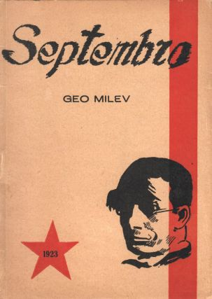 Septembro: poemo [September: a poem]. Geo Milev, H. M. Hrima, David Sasonov