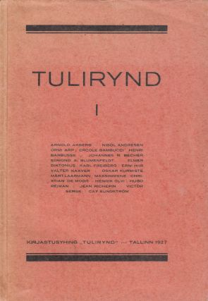 Tulirynd I (all published).