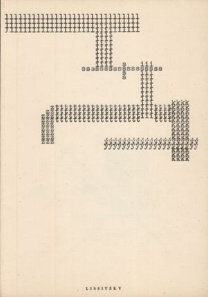 Collection of thirty books, exhibition catalogs, and original work documenting Czechoslovak concrete poetry.